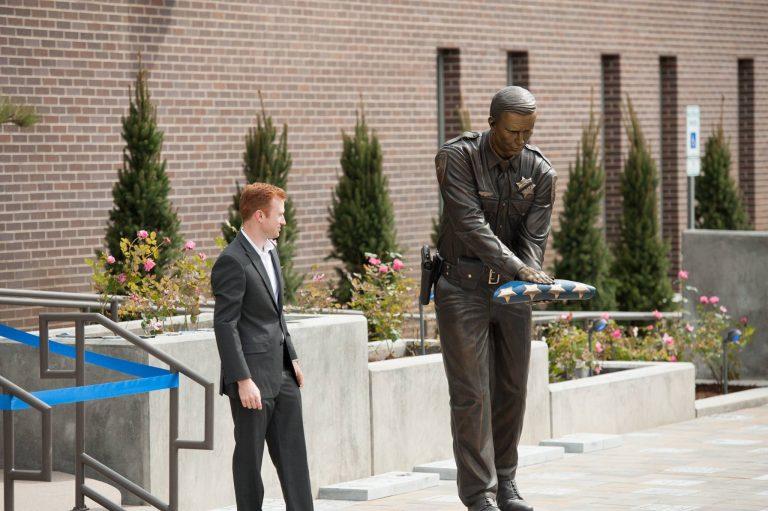 Colorado Law Enforcement memorial By Austin Weishel